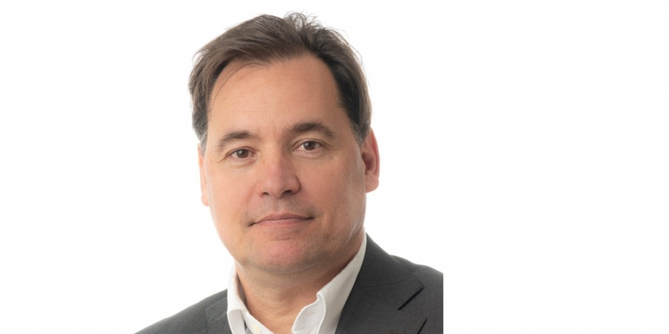 Raoul Voeten our new Space Campus Commercial Programme Manager