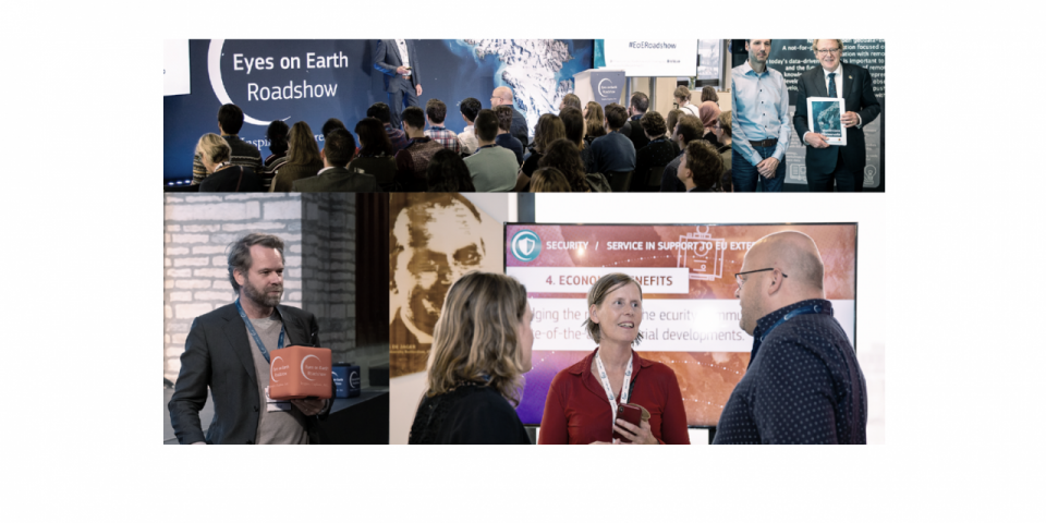 Creating value with a space data expert centre on the Campus