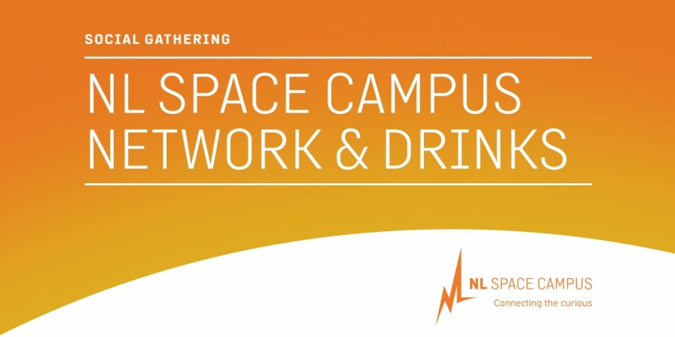 NL Space Campus Network & Drinks September